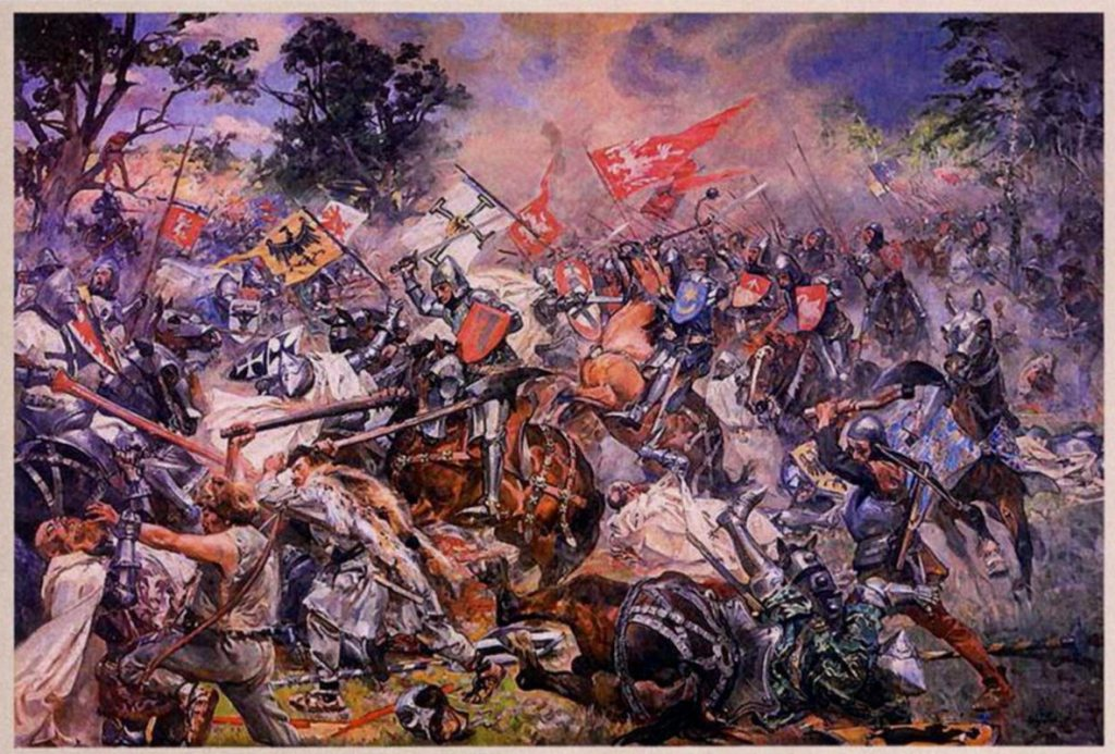 July 15 Marks 610 Years Since the Battle of Grunwald (1410)