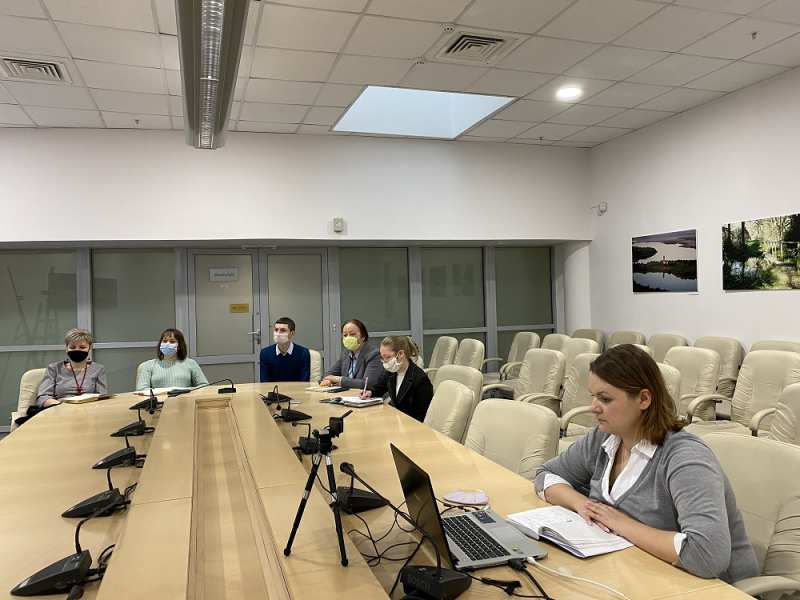 The Virtual Reading Room of the National Library of Belarus continues to introduce EIR for education