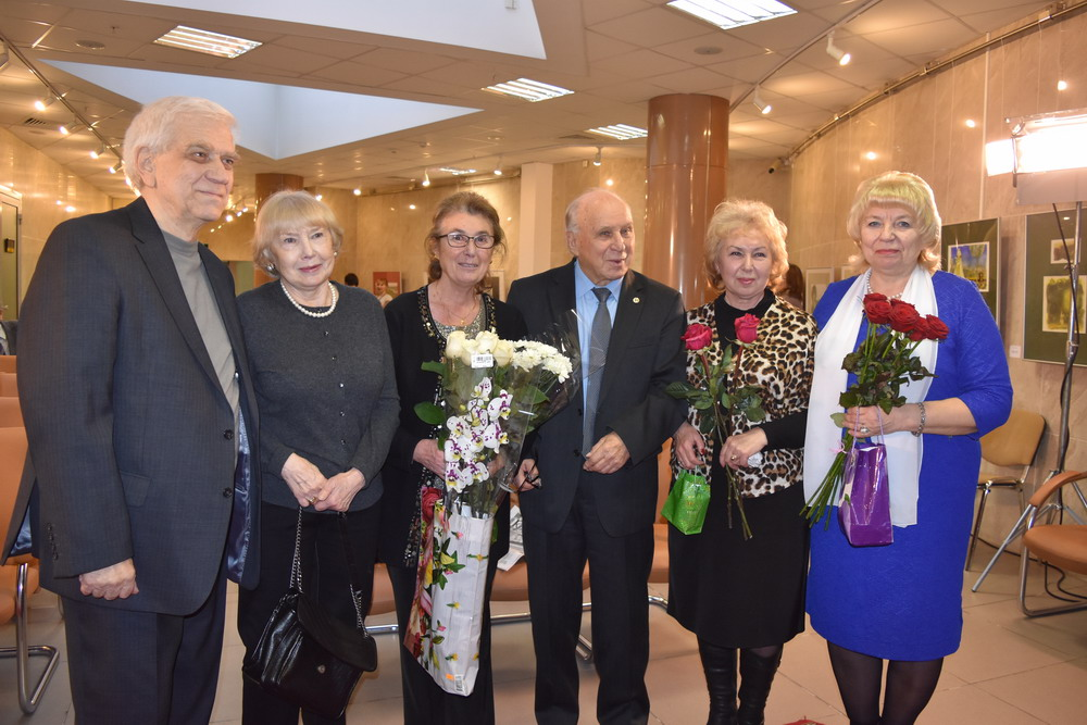 In Love with the Homeland: Academician Radim Goretsky Is Congratulated on his 90th Birthday
