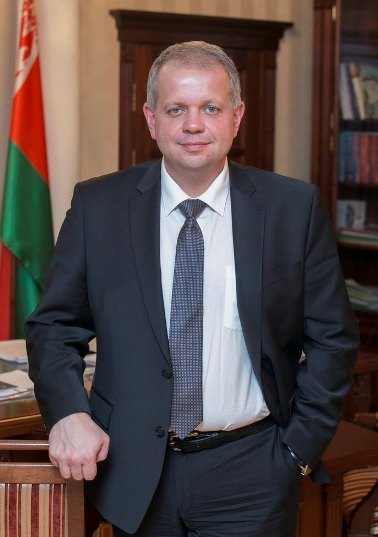 Congratulations by Mr Yuri Bondar Belarus' culture minister