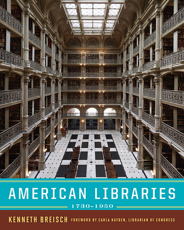 New Book Highlights Architecture of U.S. Libraries