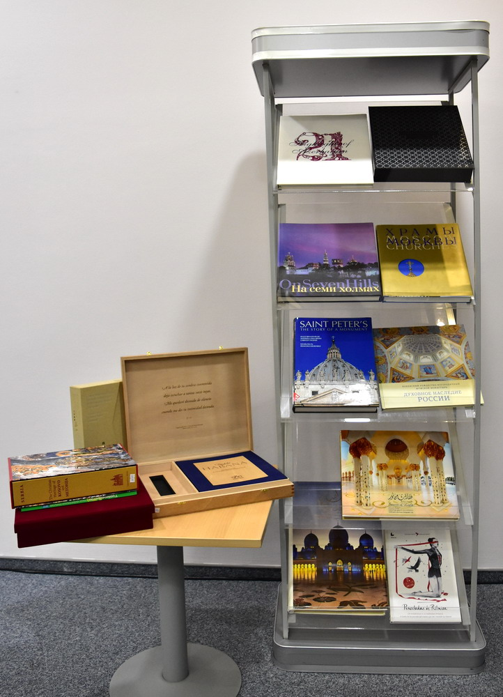Books from the personal collection of the President of the Republic of Belarus, Alexander Lukashenko, have been donated to the National Library of Belarus