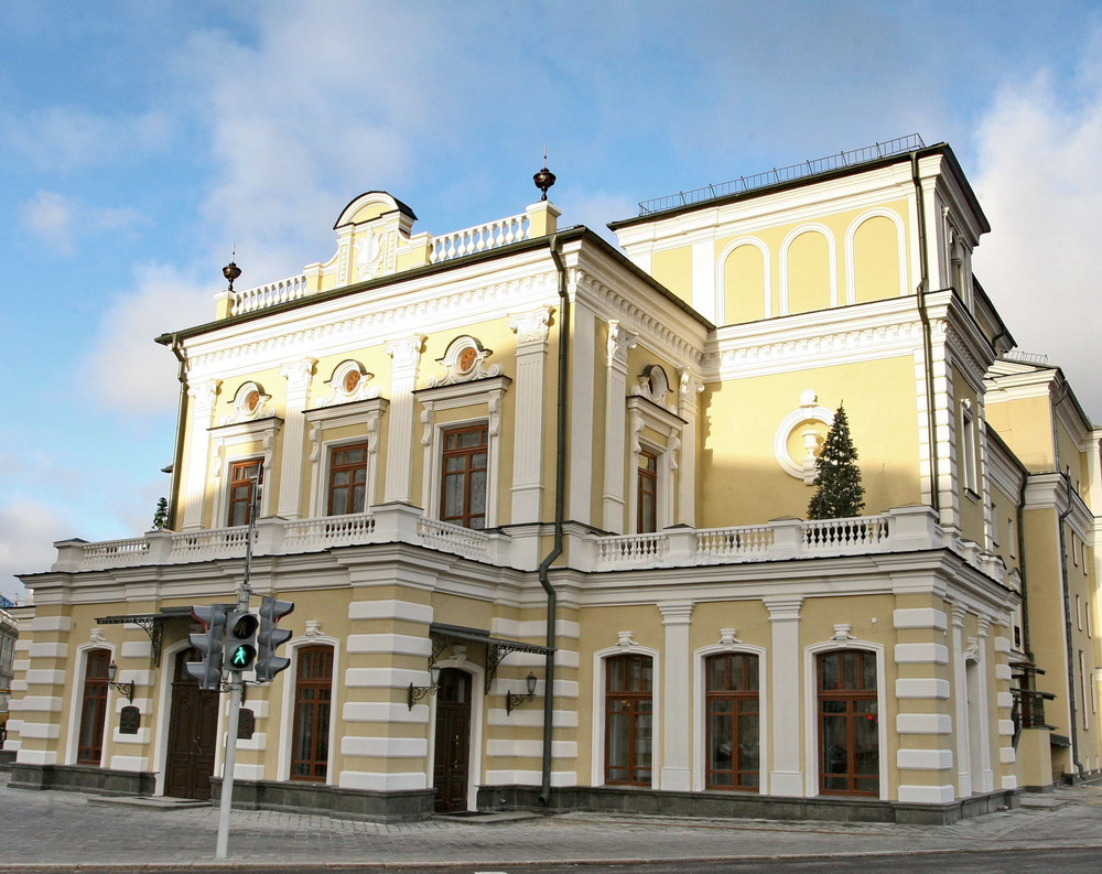 Take a Virtual Voyage to Belarusian Theaters on Belarus in the Information Space