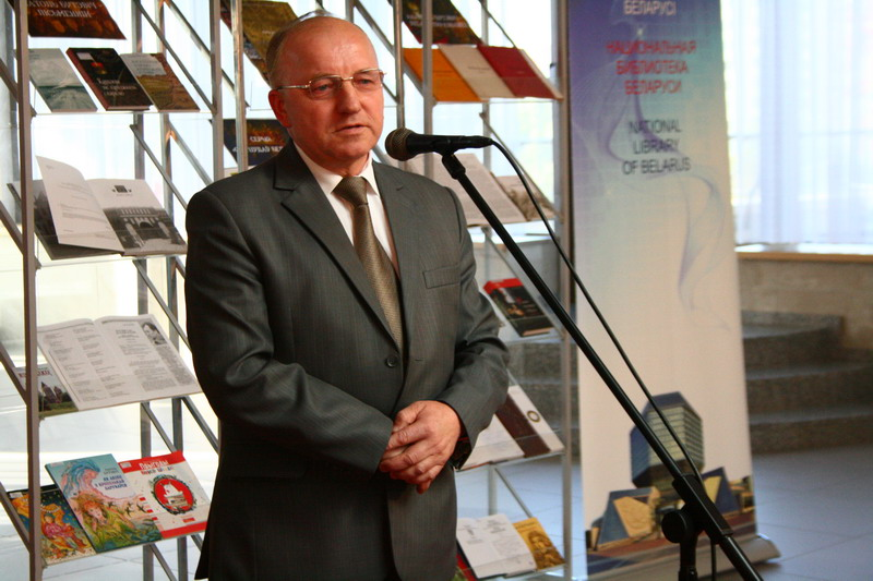 Presentation of the book series written by Anatoly Butevich