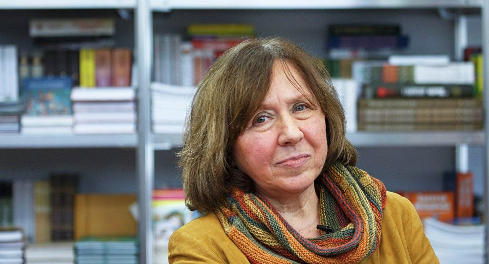 "Nobel Prize Laureate Svetlana Alexievich at 70: ""Reality has Always Attracted me Like a Magnet"""