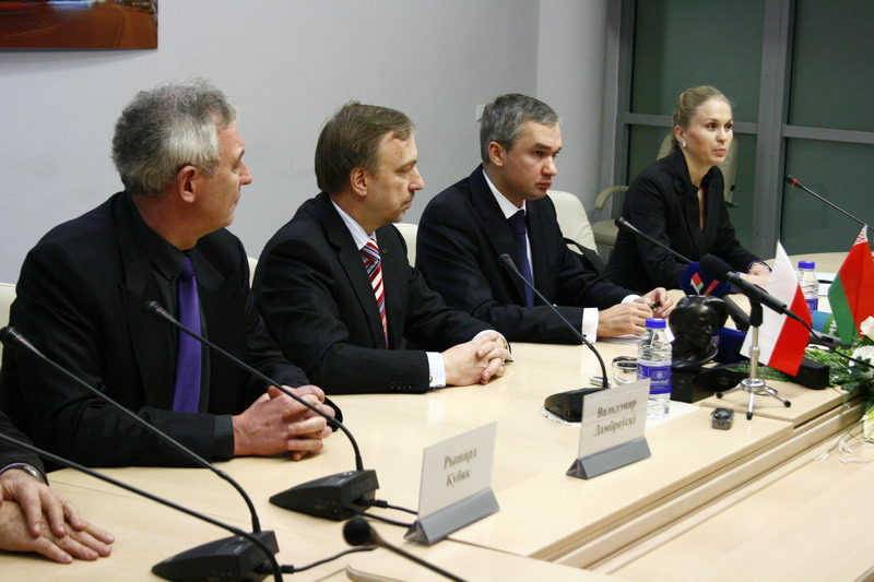 Meeting of representatives of the Ministries of Culture of Belarus and Poland