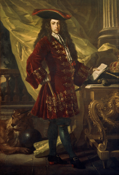Charles VI (1685-1740), Holy Roman Emperor by F. Solimena