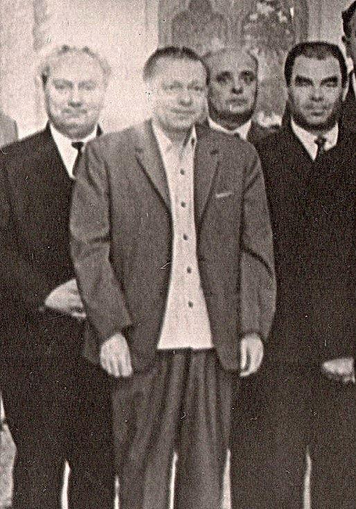 Участники V съезда писателей СССР. 1972 г.