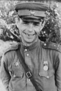 Кастусь Киреенко. 1943 г.